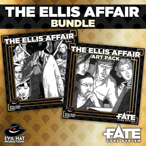 The Ellis Affair: World and Art Bundle
