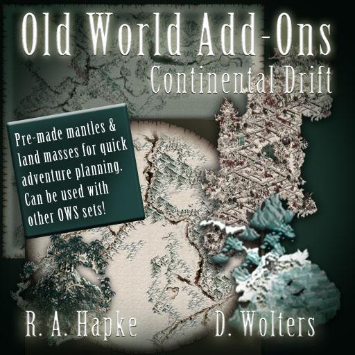 Old World Add-Ons: Continental Divide