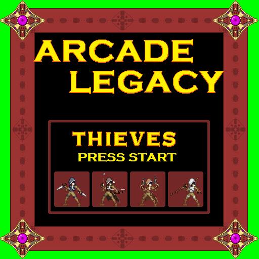 Arcade Legacy Human Thieves