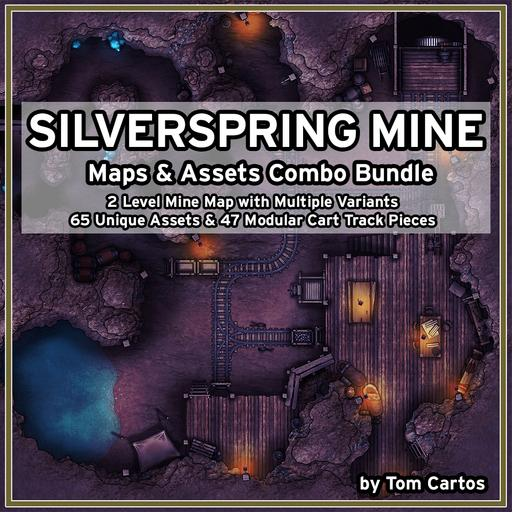 Silverspring Mine Combo Pack