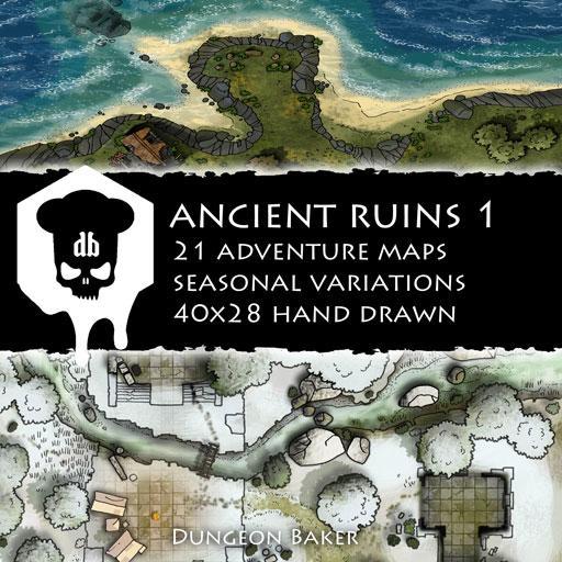 Ancient Ruins 1