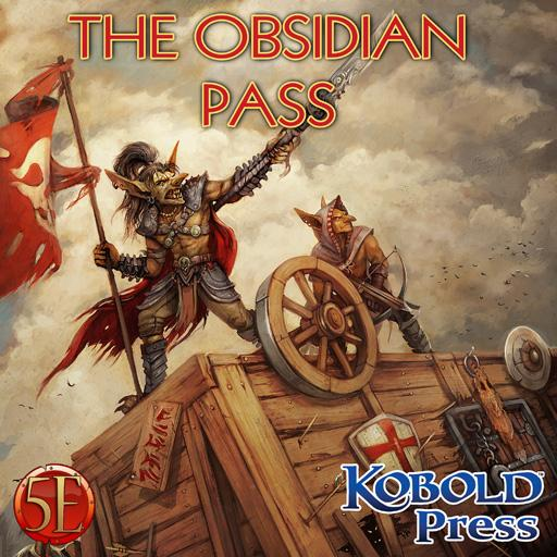 Prepared! The Obsidian Pass