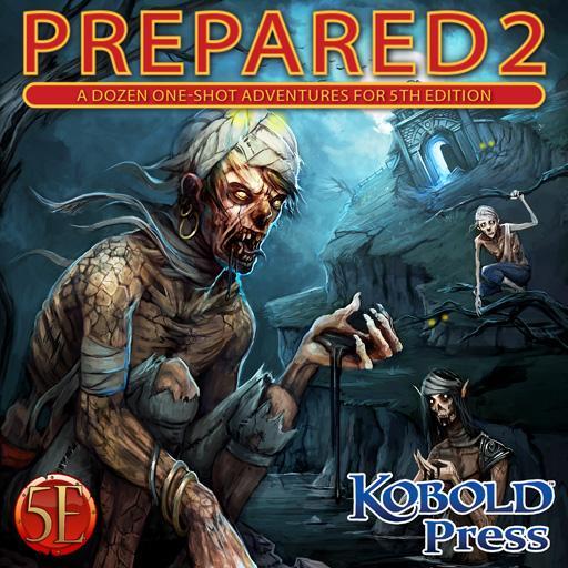 Prepared 2!