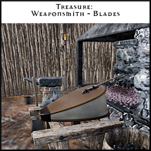 Treasure: Weaponsmith: Blades