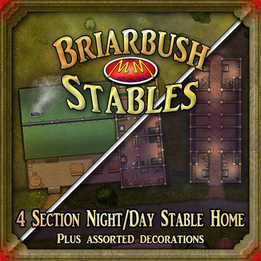 City Locations - Briarbush Stables