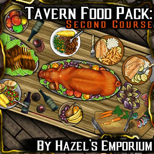 Tavern Food Pack: Second Course!