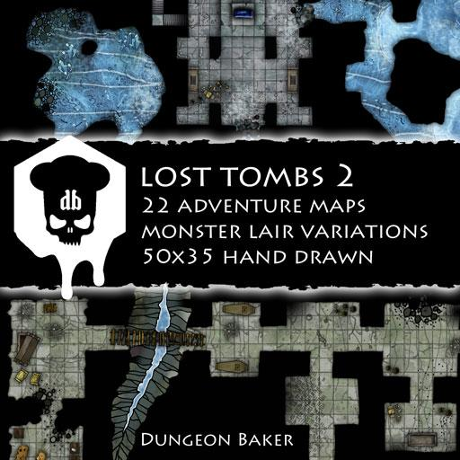 Lost Tombs 2