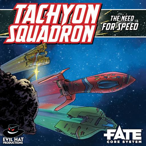 Tachyon Squadron: The Need for Speed