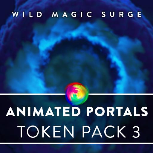 Animated Portal Tokens