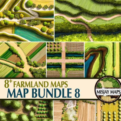 Map Bundle 8