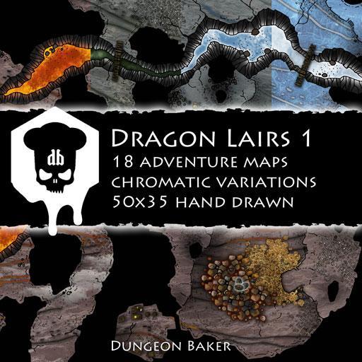 Dragon Lairs 1