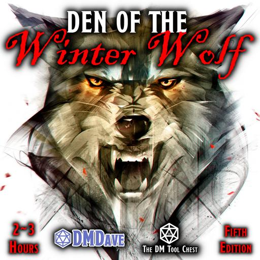 Den of the Winter Wolf