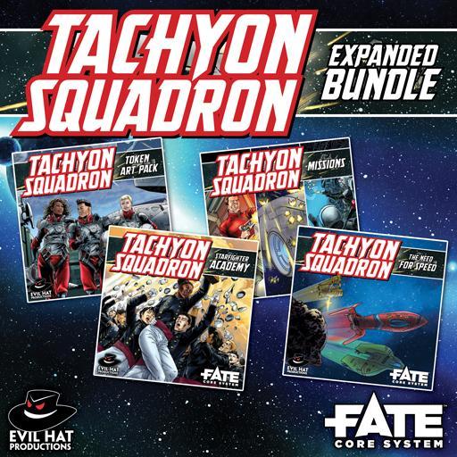 Tachyon Squadron: Expanded Bundle
