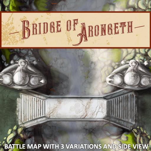 Bridge of Arongeth Battle Map