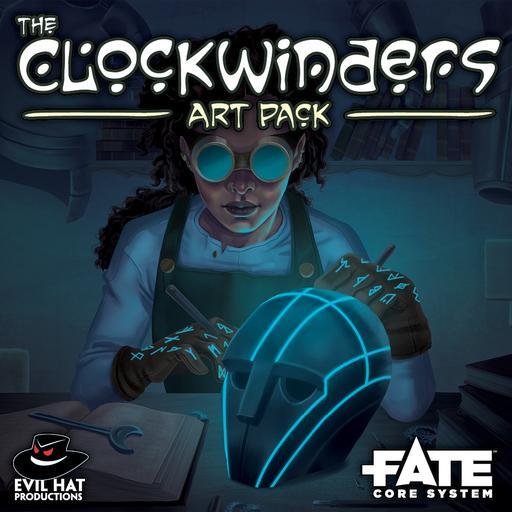 Clockwinders: Art Pack