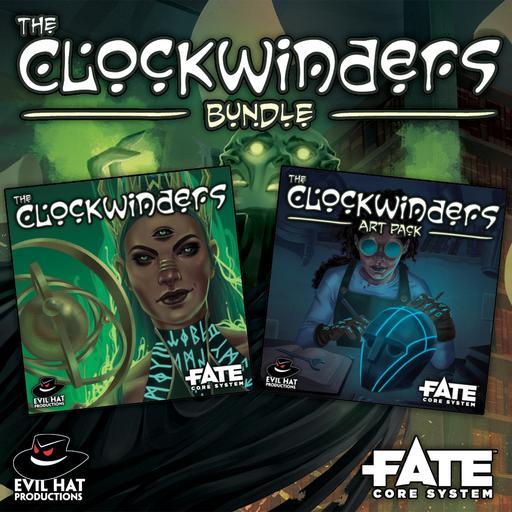 Clockwinders: World and Art Bundle