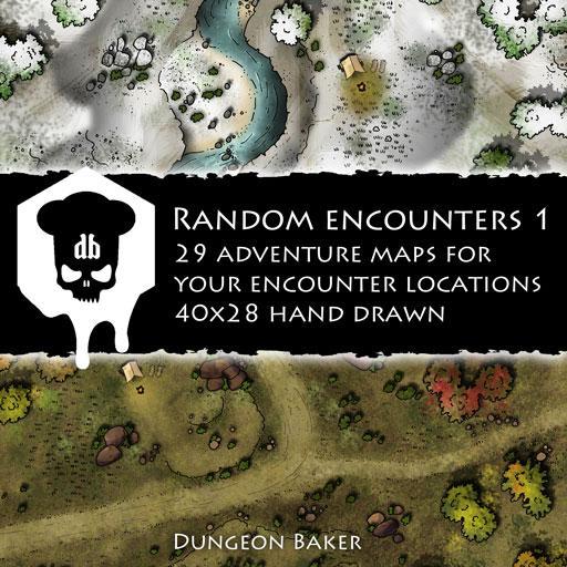 Random Encounter Locations 1