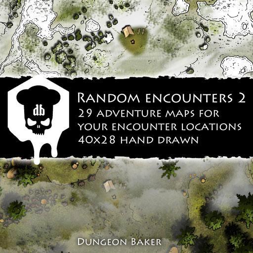 Random Encounter Locations 2