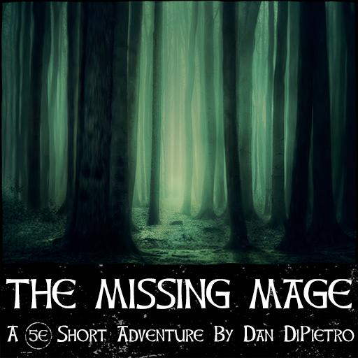 Missing Mage