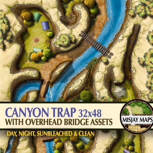 Canyon Trap