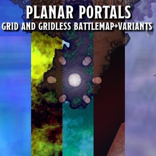 Planar Portals