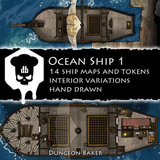 Ocean Ship 1