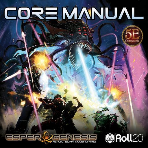 Esper Genesis Core Manual
