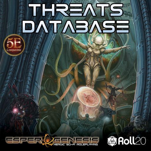 Esper Genesis Threats Database