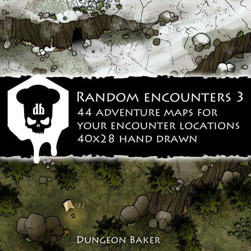 Random Encounter Locations 3