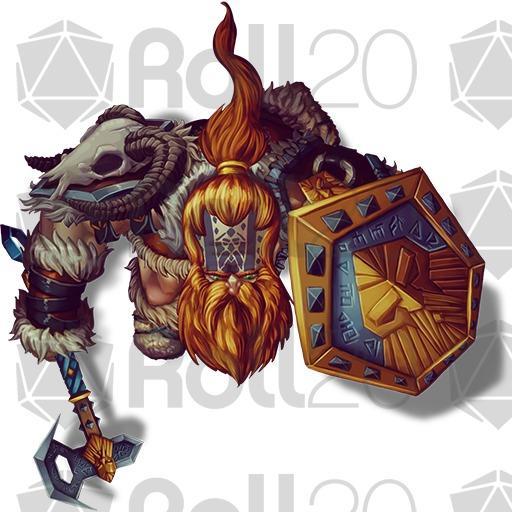 Male Dwarf Heroes 1 Roll20 Marketplace Digital Goods For Online