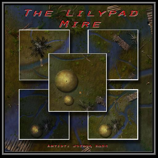 The Lilypad Mire