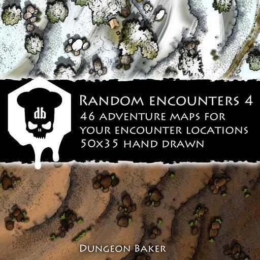 Random Encounter Locations 4