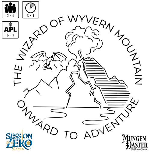 The Wizard of Wyvern Mountain
