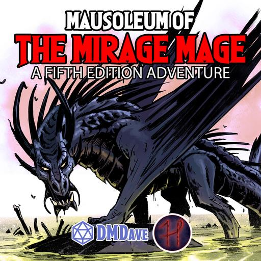 Mausoleum of the Mirage Mage