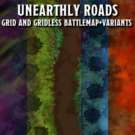 Unearthly Roads