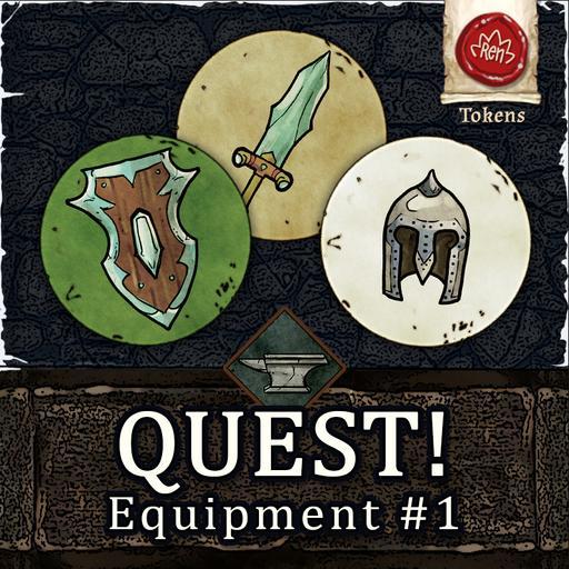 QUEST! Equipment  1