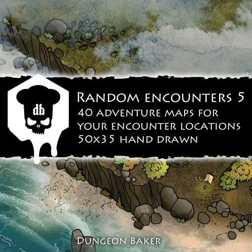 Random Encounter Locations 5