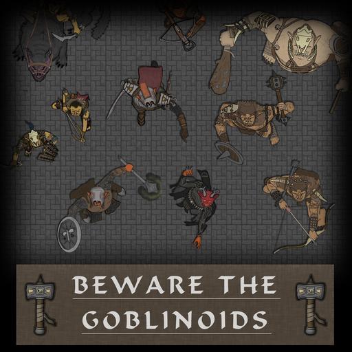 MF - Beware the Goblinoids