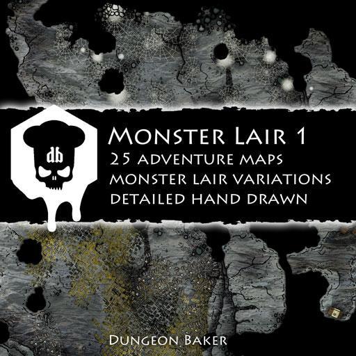 Monster Lair 1