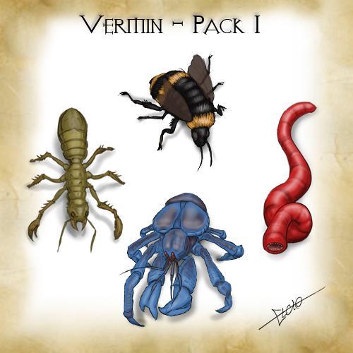 Vermin - Pack 1