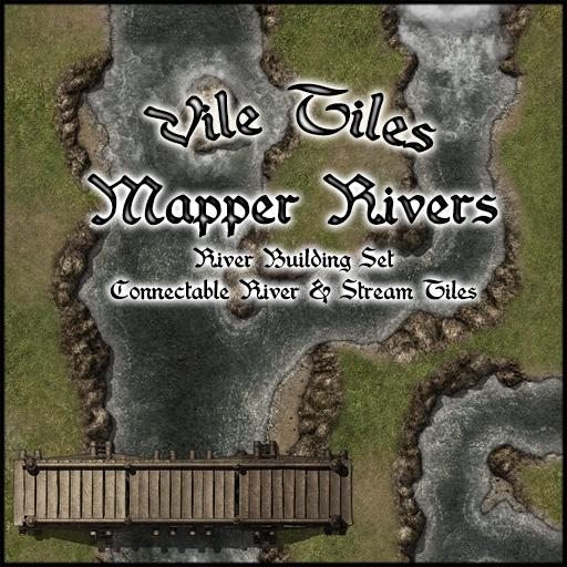 Vile Tiles: Mapper Rivers