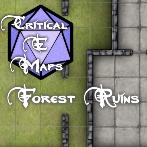 Critical E Maps: Forest Ruins