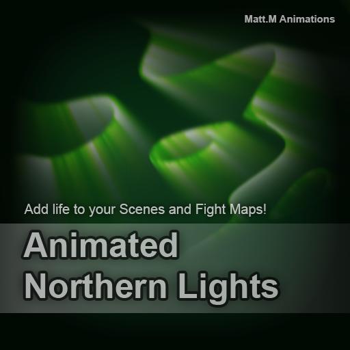 Animated Northern Lights