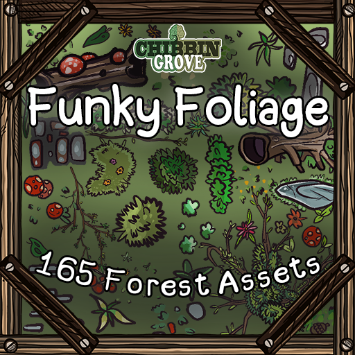 Chibbin Grove: Funky Foliage