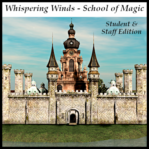 Whispering Winds - School Of Magic: Students and Staff
