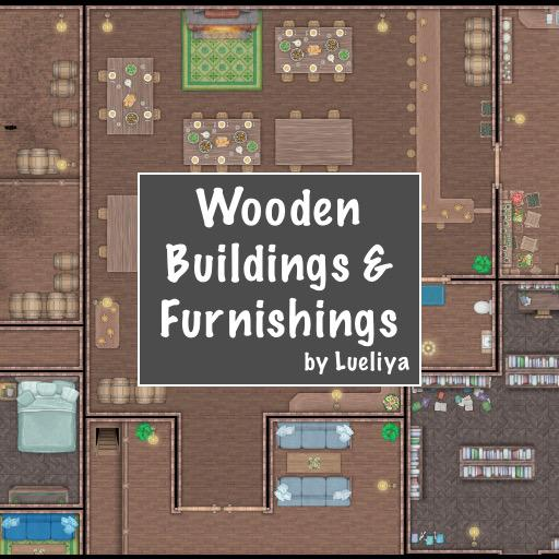 Wooden Buildings and Furnishings