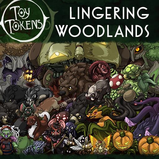 Lingering Woodlands