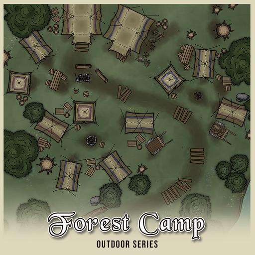 Forest Camp Pack