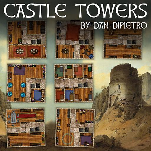 Castle Towers
