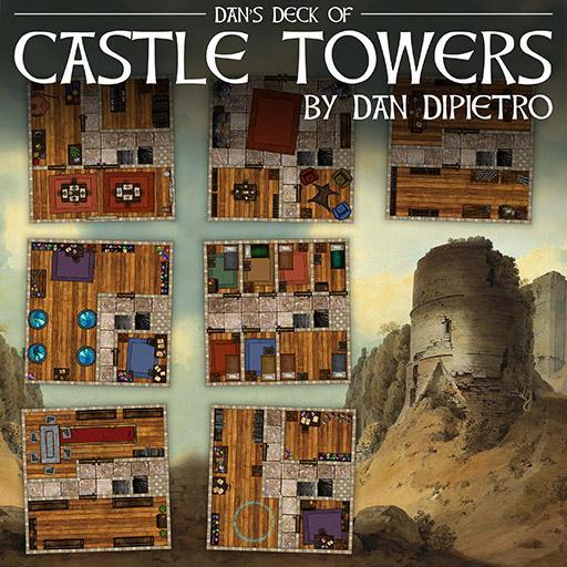 Dan's Deck of Castle Towers